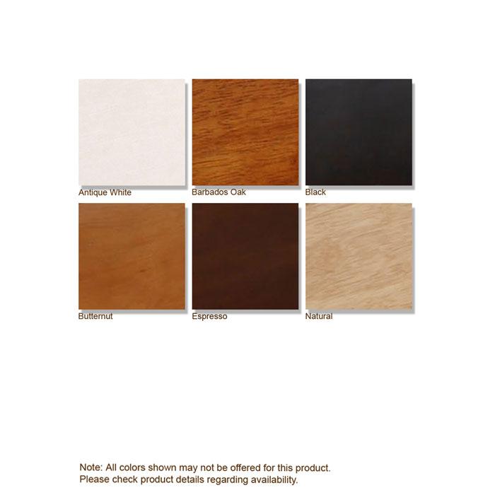 Monterey Full Size Wood Futon Frame FutonCreations : kodiak finish swatch from futoncreations.com size 700 x 700 jpeg 35kB